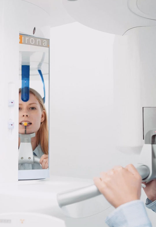 DVT – Digitale Volumentomographie für 3D Röntgenbilder