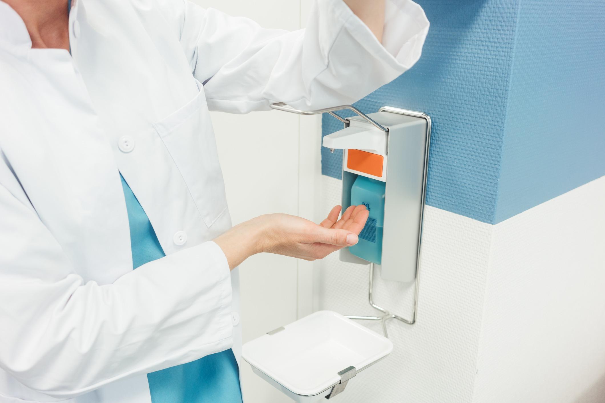 Das Hygienemanagement unserer Praxis