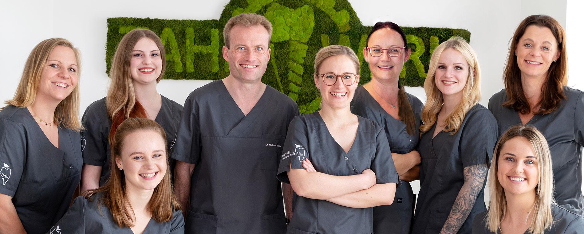 Das Team des Zahnwerks Hildesheim